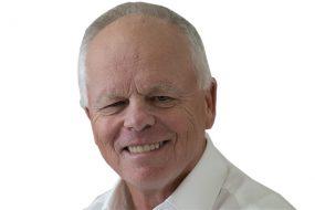 Dr Charlie McDonald